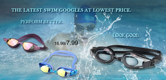 The Latest Swim Goggles