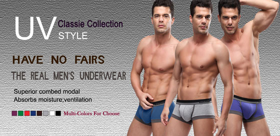 UV Style Underwear For Men