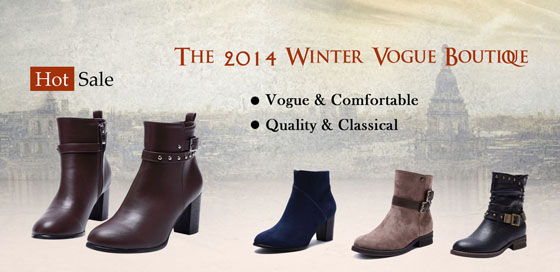 2014 Winter Vogue Boutique