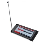 Super-Slim Flush Design Bluetooth ExpressCard Notebook Laptop Adapter with a Built-in Recractable Antenna