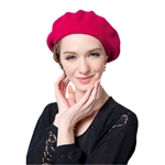 Veni Masee® New Women Autumn & Winter Various Colors Wool Berets Ladies Hats
