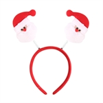 VENI MASEE® Lovely Springy Santa Claus Headband, Christmas Gifts, Gift Ideas
