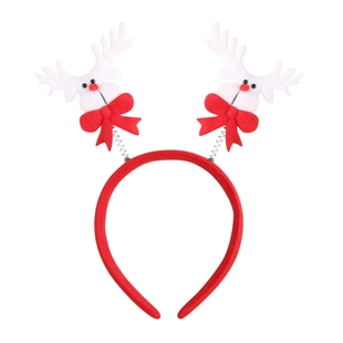 VENI MASEE® Lovely Springy Christmas deer Headband, Christmas Gifts, Gift Ideas