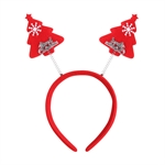 VENI MASEE® Springy Christmas Tree Headband, Christmas Gifts, Gift Ideas