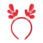 VENI MASEE® Lovely Springy Antlers Headband, Christmas Gifts, Gift Ideas