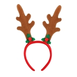 VENI MASEE® Lovely Khaki Antlers Headband, Christmas Gifts, Gift Ideas