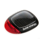 INBIKE Solar Powered Bicycle Light Bike Rear Tail