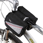 INBIKE Large Bicycle Frame Pannier Front Tube Bag
