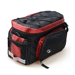 INBIKE Bicycle Pannier Saddle Bag with Raincover, Handlebar Bag