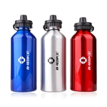 INBIKE Sports/ Bicycle Alloy Water Bottle 0.6L, 3 Colors To Choose (Price/Piece)