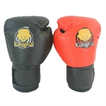 KANGRUI Kids Boxing Gloves, Junior Kickboxing Gloves, 6oz
