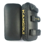 KANGRUI Authentic Leather Focus Pads, Hook & Jab Mitts, MMA Boxing Kick Gloves, Price/Piece