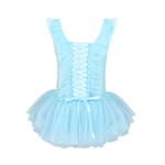 Hoter® Sweet Pink Princess Ballet Tutu Dress With Back Bonds Design (Size 4-7), Price/Piece