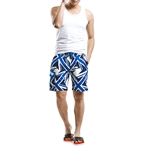 H:oter SunnyBoy Men's Corton Leisure Quick Drying Swim Beach Shorts