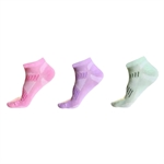 VENI MASEE CoolMax Women's Moisture-Wicking Low Cut Socks, Hiking Socks, Athletic Socks (Price/Pair)