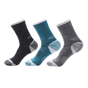 VENI MASEE Men's Merino Wool Micro Crew Cushion Hiking Socks (Price/Pair)