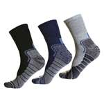 VENI MASEE Coolmax Men's Hiking/Outdoor Pro Length Socks (Price/Pair)