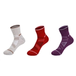 VENI MASEE Coolmax Women's All Day Comfort Support Hiking Socks (Price/Pair)