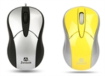 Jetion Optical USB Mouse for PC / Laptop Computer With Stretchable Cable (Price/Piece)