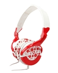 Jetion Fashonable Headphone, Red