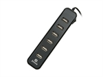 JETION 7 Ports USB Multi Hub Expansion Splitter