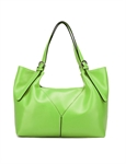 Women & Girls Elegance PU Faux Leather Tote Handbag Shoulder Handbag Purse Bag, Gift Ideas
