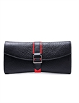 Women & Girls Elegance PU Faux Leather Handbag Purse Bag Clutch Bag, Gift Ideas
