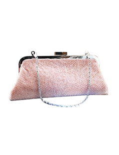 VENI MASEE Stylish Tassel Bead-hand-knit Prom & Party Evening Handbag, Clutch Bag, Gift Ideas--Colors Various, Price/Piece