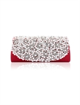 VENI MASEE Stylish Pearl Bead-hand-knit Prom & Party Evening Handbag, Clutch Bag, Gift Ideas--Colors Various, Price/Piece