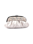 VENI MASEE Vogue Pearl Prom & Party Evening Handbag,Hard box bag, Clutch Bag, Gift Ideas--Colors Various, Price/Piece