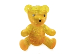 3D Jigsaw Puzzle, Cube Crystal Puzzle - Bear, 2 Colors, Gift Ideas
