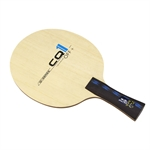 Double Fish CQ1 Professional Table Tennis Blade, Shakehand