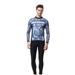 VENIMASEE Mens Breathable Cycling Fleece Thermal Jersey 3D Padded Pants or Bib Shorts S-3XL