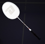 DHS 4101 Aluminum-Graphite Shaft Badminton Racket, Double Happiness (DHS)