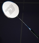 DHS 3060 Aluminum-Steel Shaft Badminton Racket, Double Happiness (DHS)