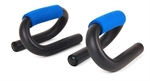 Hoter Premium S-Shaped Push-Up Bars(Set of 2), Great for Body Workout