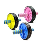 Hoter Fitness Toning Ab Wheel, Exercise Wheel, Great for Body Exercise, Price/Piece, Three Colors Available