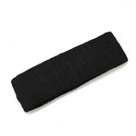 HOTER Sportline Head Band, Terry Cloth Headband, Sweat Band, Sweatband
