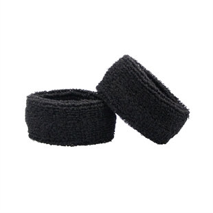 H:oter Sports Thick Solid Color Kids Wristbands, Price/Pair