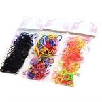 VENI MASEE® Lovely Colorful Hair Ropes, Gift Ideas,Set of 6Pcs