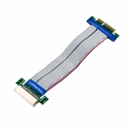 HOTER PCI-E Express 4X Riser Card with Flexible Cable