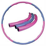 CATO&#8482 Weighted 1.5kg Foam Covered Exercise Hula Hoop, 92cm Wide