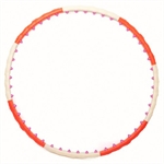 CATO&#8482 Deluxe Hula Hoop Message for Weight Loss, Hula Hoop with Massage Balls - Boxed, SIZE S