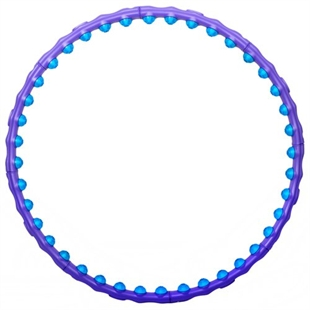 CATO&#8482 Deluxe Hula Hoop Message for Weight Loss, Hula Hoop with Massage Balls - SIZE L