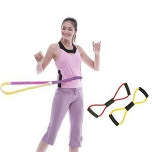 CATO&#8482 New-Style Multifunctional Spring Hula Hoop with Body Shaper Rope Set, for Fitness and Workout