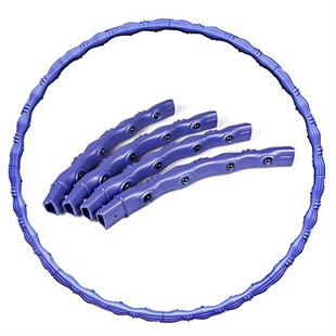 CATO&#8482 Weighted 1.2kg Fitness Magnetic Massage Hula Hoop