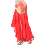 VENI MASEE Belly Dance Elegant Fishtail Design Dress, Colors Available, Price/Piece