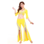 VENI MASEE Belly Dancing costumes, Sexy Two-Piece, Price/Set