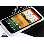 Hoter® Light Hard Shell TPU Case For HTC One X With Screen Protector