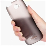 Hoter® Matte Hard Shell PC Case For HTC One X With Three Layers Of Screen Protector